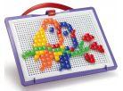 Quercetti Mozaika Fantacolor Portable Čtverečky 100ks 2