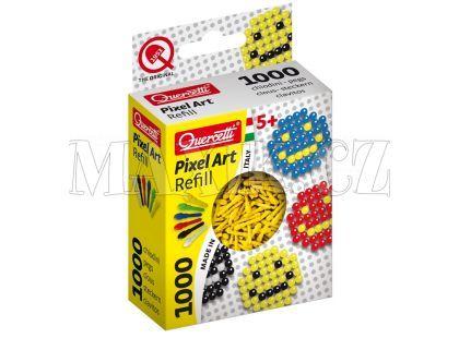Quercetti Pixel Art 1000ks žlutá