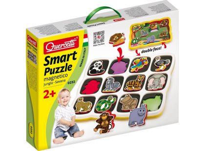 Quercetti Smart Puzzle Savana