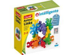 Quercetti Stavebnice pro nejmenší Animal Links
