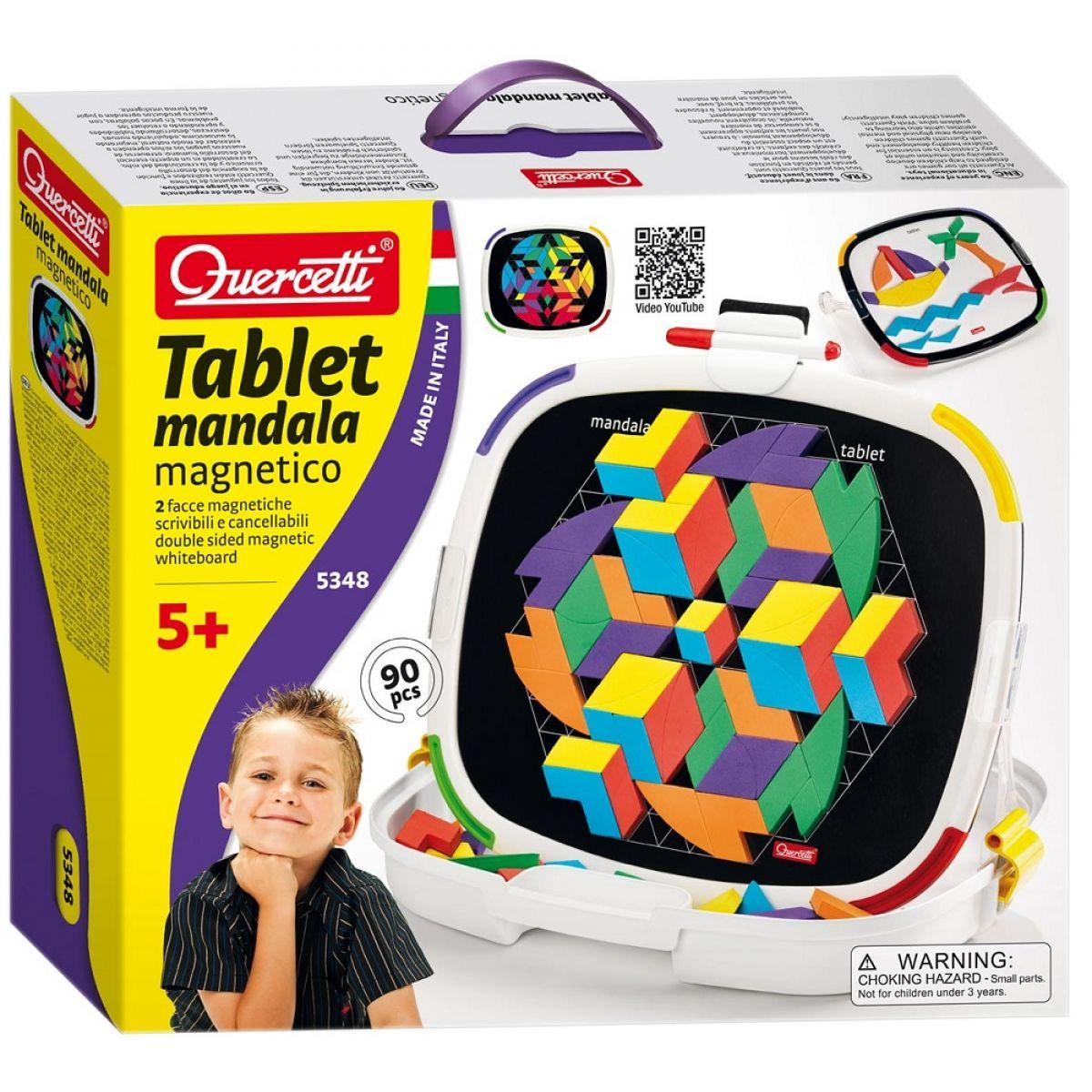 Quercetti Tablet mandala magnetico