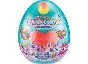Rainbocorns S2 plyšový jednorožec žluto-růžový