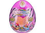 Rainbocorns S3 plyšový jednorožec bílo-zlatý roh