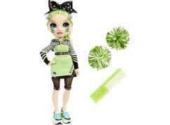 Rainbow High Fashion panenka Roztleskávačka Jade Hunter zelená