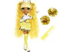 Rainbow High Fashion panenka Roztleskávačka Sunny Madison žlutá
