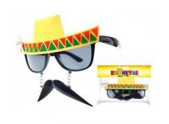 Rappa brýle mexico pro dospělé