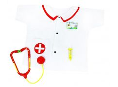 Rappa dětský zdravotnický splášť doplňky