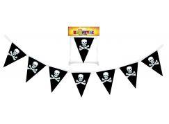 Rappa girlanda pirátská 7 vlajek