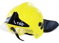 Rappa Helma hasičská žlutá dětská