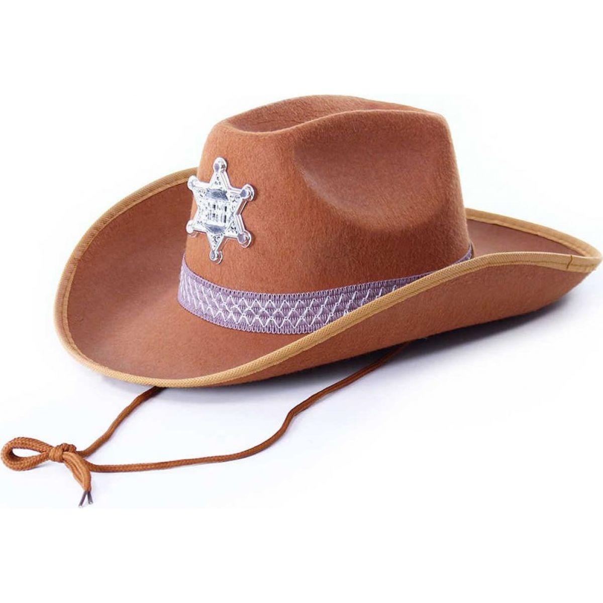 Rappa klobouk kovboj dětský