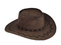 Rappa klobouk kovbojský pro dospělé