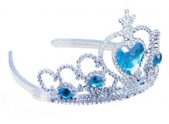 Rappa Korunka zimní království princezna s kamínky