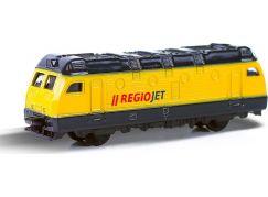 Rappa Kovová lokomotiva RegioJet
