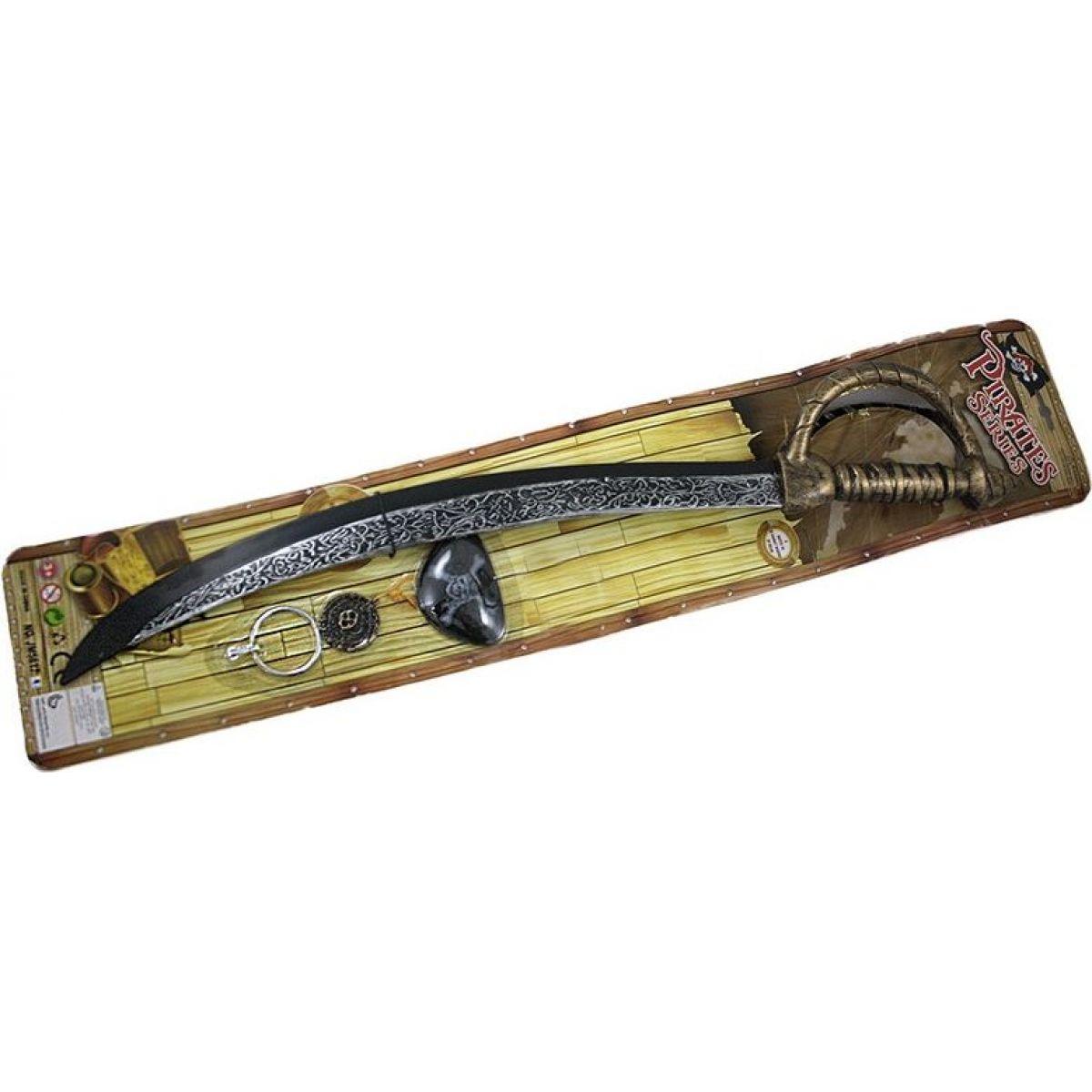 Rappa meč pirátská šavle