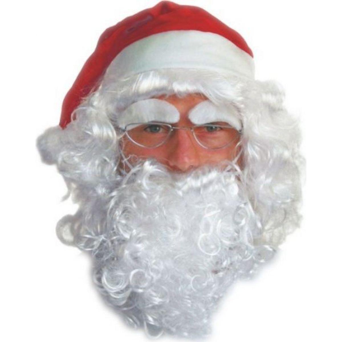 Rappa Paruka Santa Claus nebo Mikuláš, dospělá