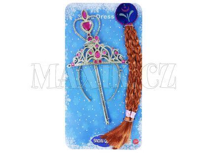 Rappa Příčesek s doplňky pro princeznu Aničku