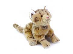 Rappa plyšová kočka rezavá 28 cm