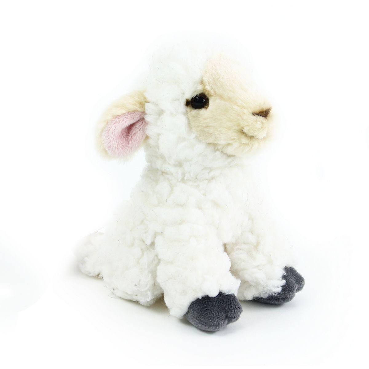 Rappa plyšová zvířátka z farmy 16 cm Ovečka
