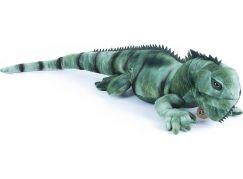 Rappa Plyšový leguán zelený 70 cm
