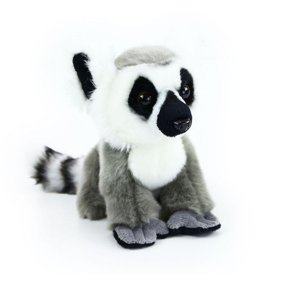 Rappa plyšový lemur sedící 18 cm