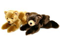 Rappa plyšový medvěd 15cm ležící
