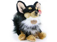 Rappa Plyšový pes čivava sedící 24 cm