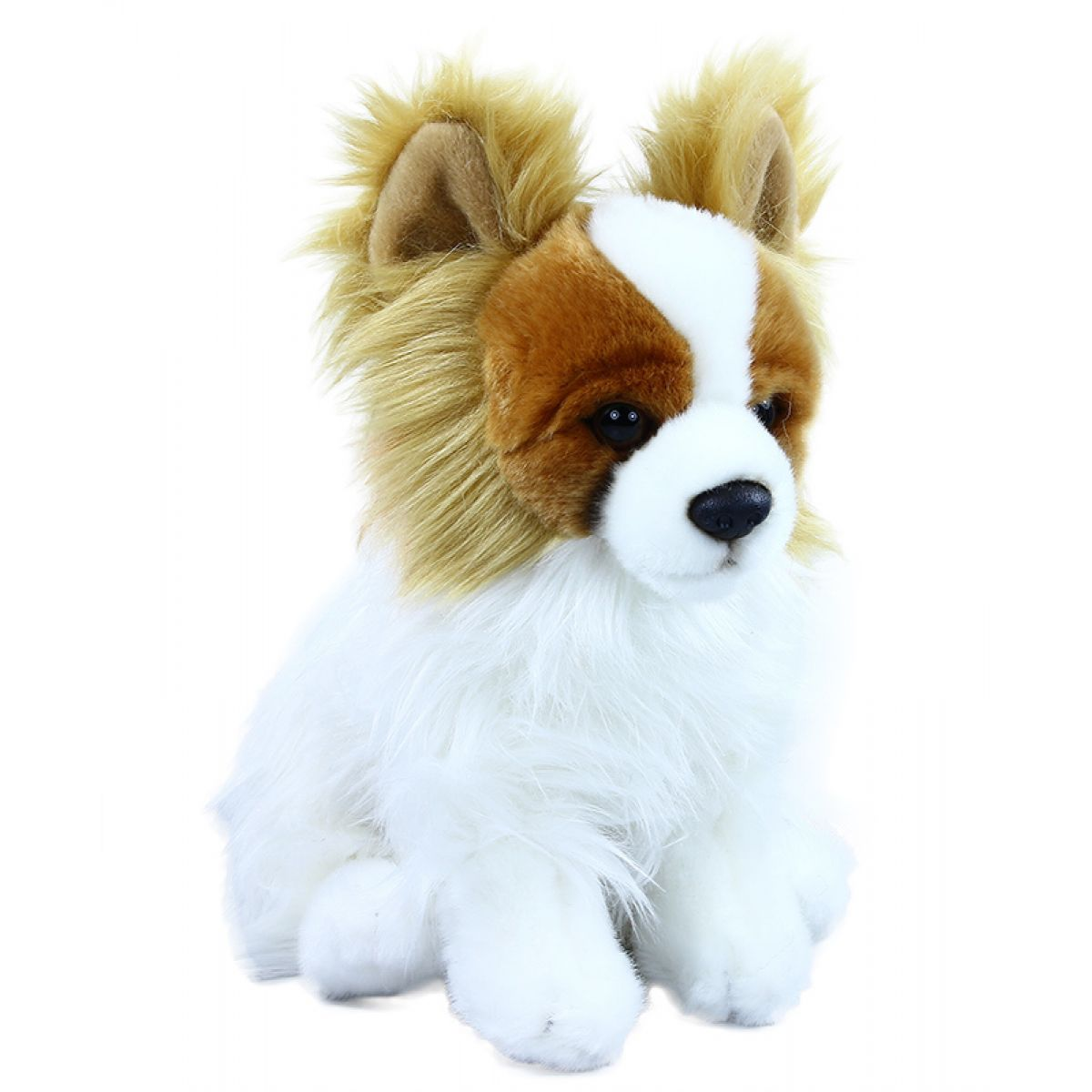Rappa plyšový pes čivava sedící 26 cm