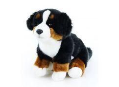 Rappa plyšový pes salašnický sedící 25 cm