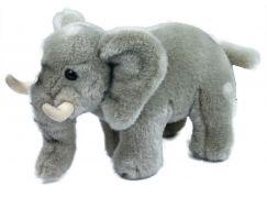 Rappa plyšový slon 22 cm