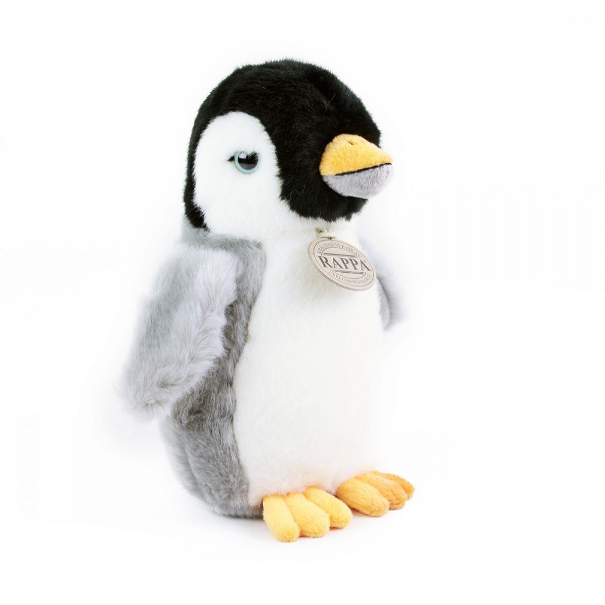Rappa plyšový tučňák stojící 20 cm