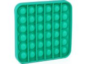Rappa Pop it praskání bublin čtverec zelený