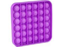 Rappa Pop it praskání bublin čtverec fialový