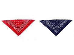 Rappa šátek kovbojský 53x53 cm