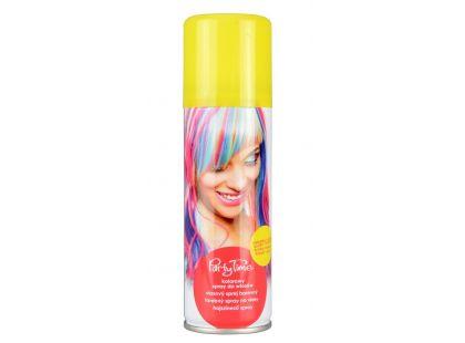 Rappa sprej na vlasy barevný  žlutá