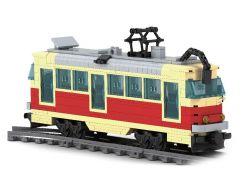 Rappa stavebnice AUSINI tramvaj 381 dílů