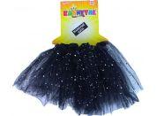 Rappa Sukně tutu svítící černá