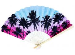 Rappa vějíř papírový Hawaii