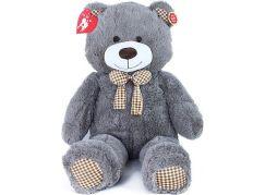 Rappa Velký plyšový medvěd Fanda s visačkou 110 cm