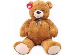 Rappa Velký plyšový medvěd Max s visačkou 150 cm