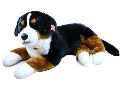 Rappa velký plyšový pes salašnický ležící 89 cm