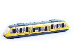 Rappa vlak žlutý Regiojet regionální