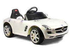 Rastar Elektrické auto Mercedes-Benz SLS AMG Bílá