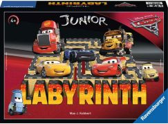 Ravensburger  Labyrinth Junior Disney Auta 3 hra