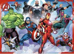 Ravensburger 108084 Puzzle Disney Marvel Avengers 100XXL dílků