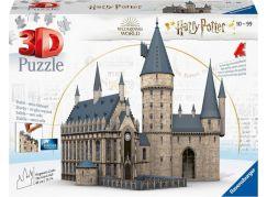 Ravensburger 112593 3D Puzzle Harry Potter Bradavický hrad 540 dílků - Poškozený obal
