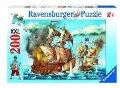 Ravensburger 12771 Puzzle Piráti 200 XXL