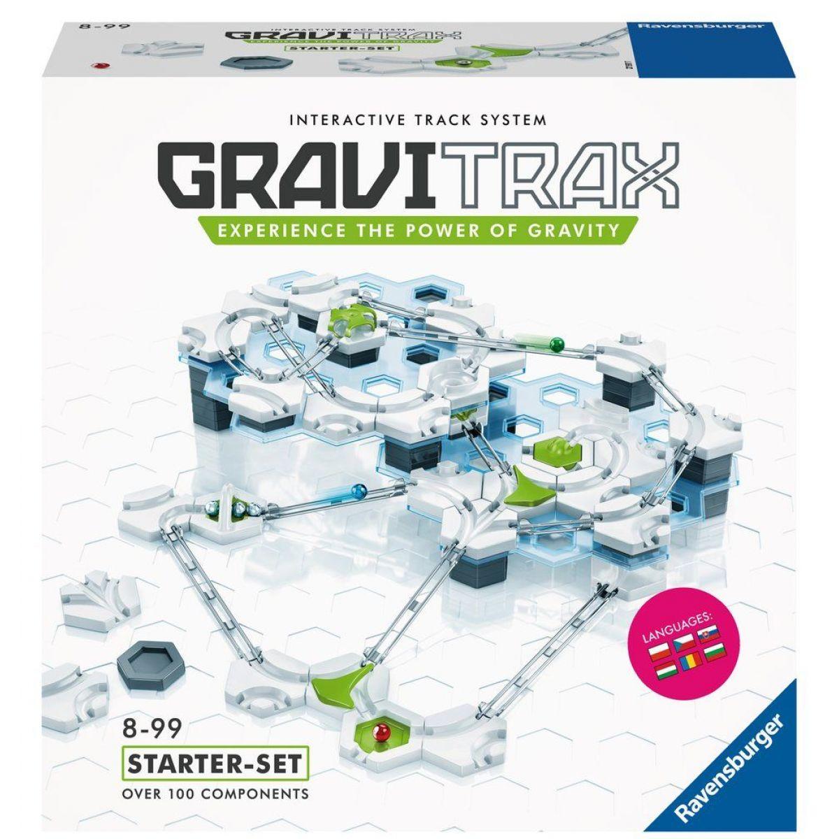 Ravensburger 275045 GraviTrax Startovní sada - Poškozený obal