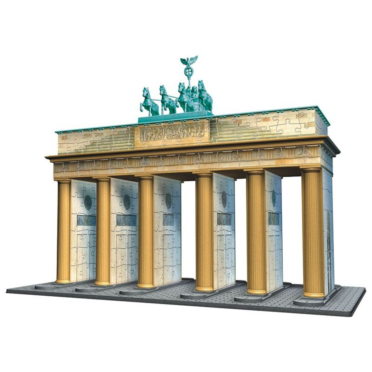 Ravensburger 3D Brandenburská brána 324 dílků