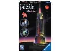 Ravensburger 3D Empire State Building svítící