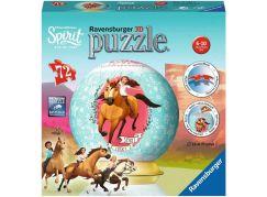Ravensburger 3D Puzzle 111435 Spirit 72 dílků